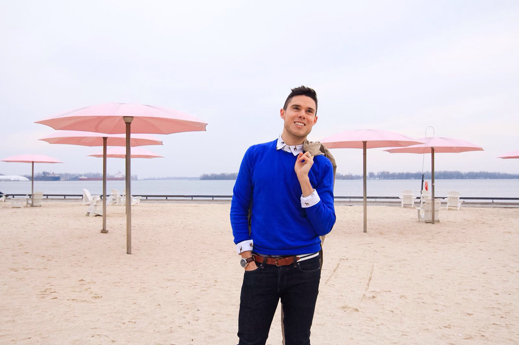 Style Inspired | At Toronto's Sugar Beach