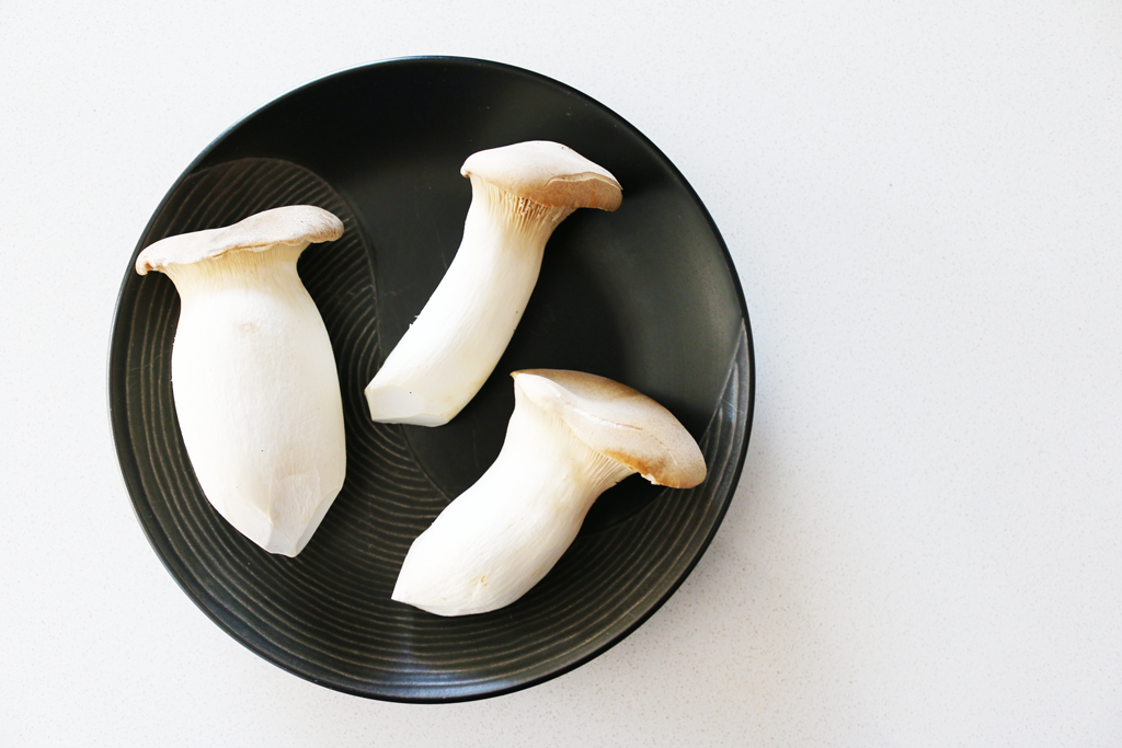 King Oyster Mushrooms Recipe Inspired by Nick
