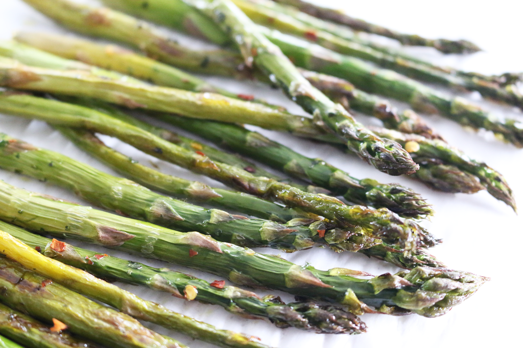 Super easy asparagus Recipe Inspired by Nick