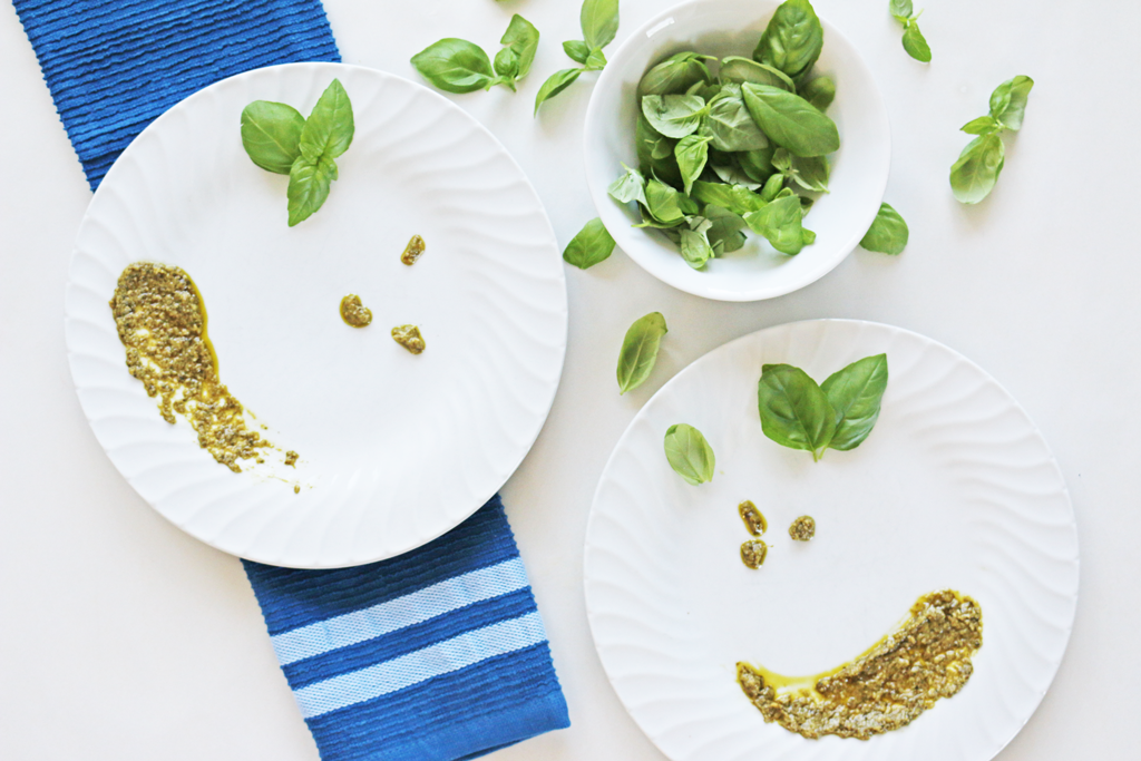 how to make basil pesto inspired by nick