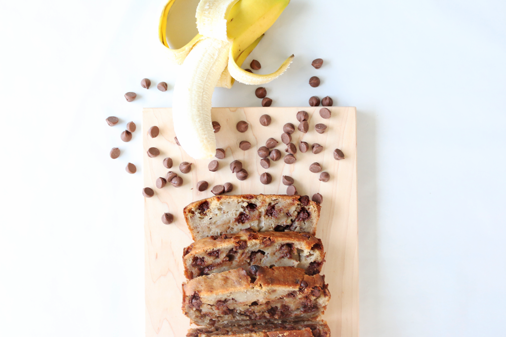 My Favourite Easy Vegan Banana Bread Recipe!