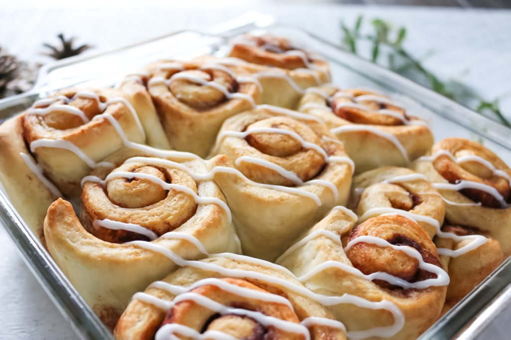 Vegan Cinnamon Buns Recipe