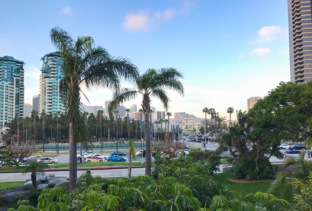 Where to Stay in San Diego – Marriott Marquis Waterfront