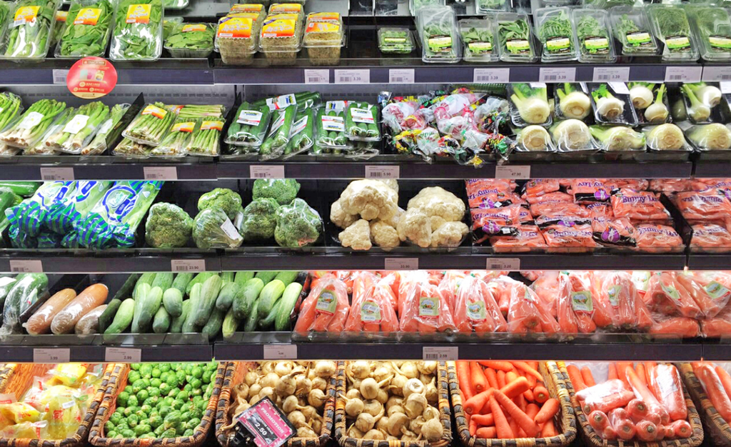 The difference between buying organic non gmo foods