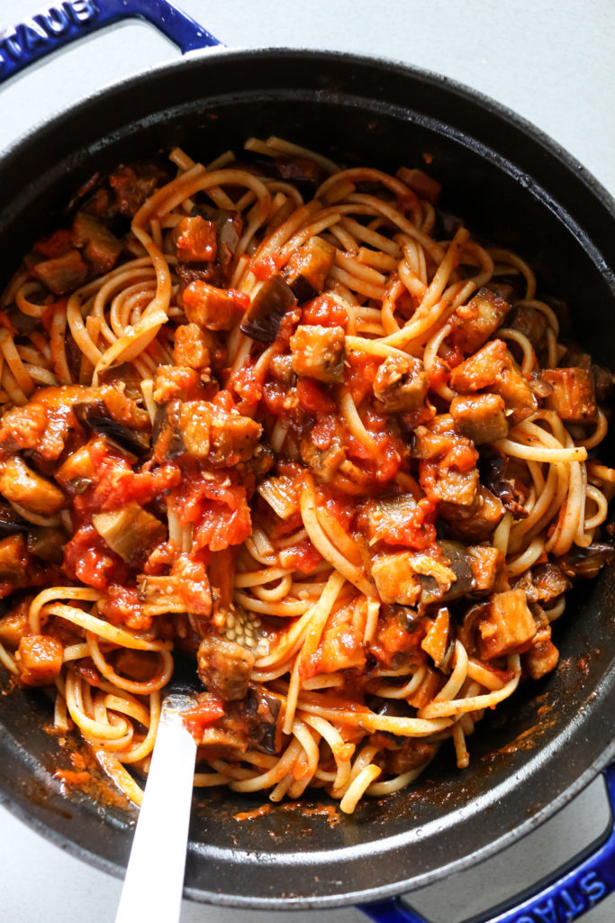 easy-vegan-eggplant-pasta-recipe